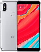 هاتف شاومي مي ريدمي اس 2 بشريحتي اتصال، 64 جيجا، رام 4 جيجا، الجيل الرابع ال تي اي، رمادي، الاصدار العالمي لعام 2018