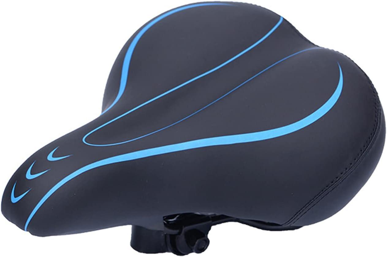 BWHNER Bike Seat Dual Spring Shock Suspension Waterpro Absorbin free shipping Popular products