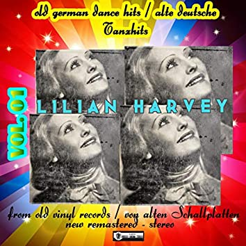 Old German Dance Hits - Alte deutsche Tanzhits Lilian Harvey