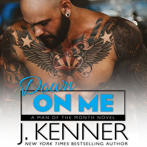 Down on Me audiobook cover art