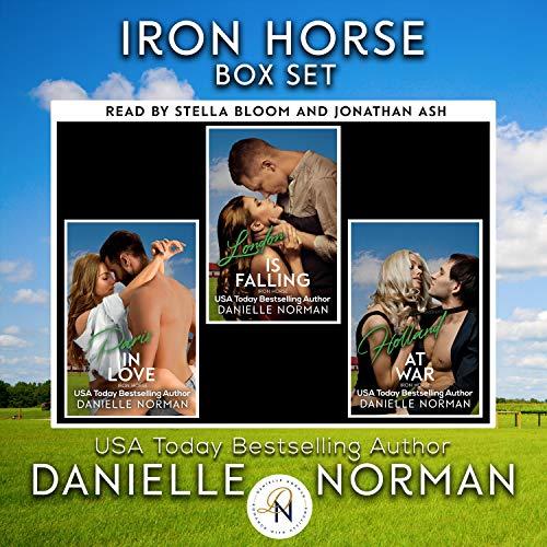 Iron Horse Box Set cover art