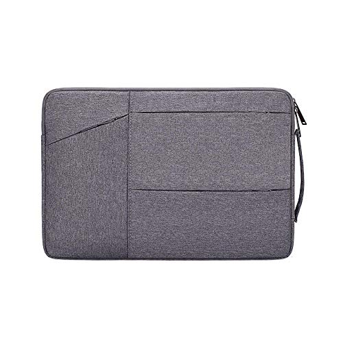 Laptop Bag for MacBook Air Pro Retina 13.3/14/15/15.6 16 inch Laptop Sleeve Case PC Tablet Case Cover for Xiaomi-Dark Grey_11-12 inch
