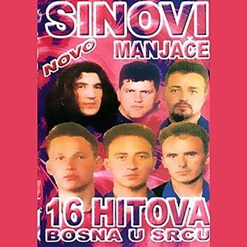 16 Hitova - Bosna u srcu