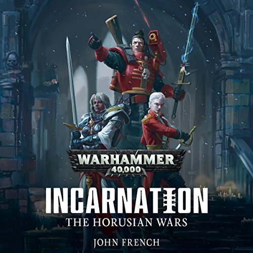 Horusian Wars: Incarnation audiobook cover art