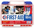 Be Smart Get Prepared First Aid Kit by Be Smart Get Prepared