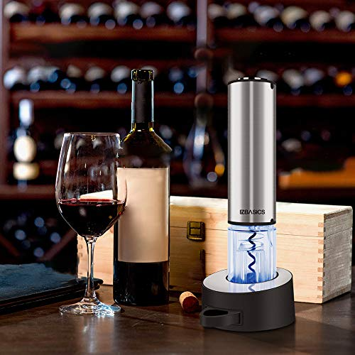 The Black Series Automatic Electronic Wine Opener Cordless Shift3