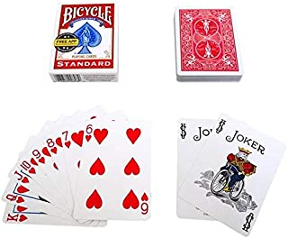Bicycle american Red Standard Playing Cards - Lightness Toys