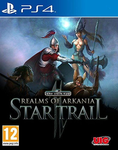 Realms Of Arkania : Startrail