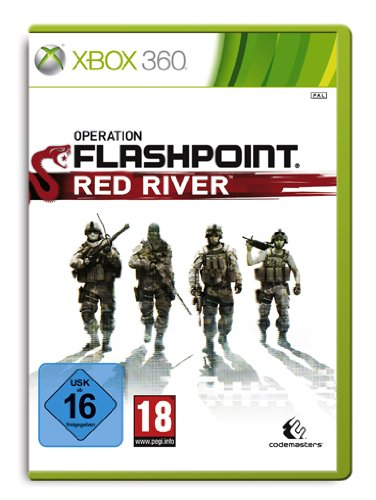 Operation Flashpoint : Red River [import allemand]