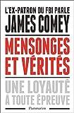 51epKvYRaZL. SL160  - The Comey Rule : James Comey face à Donald Trump dans une mini-série, dans un mois sur Showtime