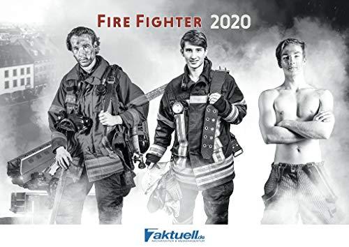 Kalender 2020 Feuerwehrmänner 112% Firefighter Wandkalender A3 7aktuell