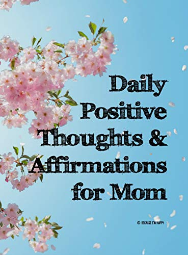 Positive Affirmation Cards for Mom - Unique 54 Card Deck with Storage Case - Words to Encourage, Support, Inspire, Reassure & Uplift Mom's Heart & Soul