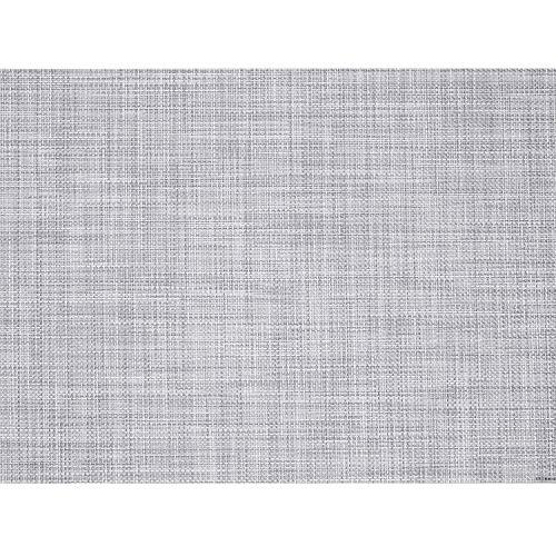 Chilewich Tischset Mini Basketweave Rectangle Mist 36 cm x 48 cm