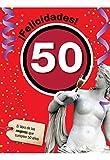 Felicidades 50-Mujer