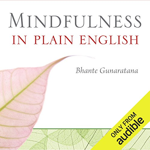 Mindfulness in Plain English audiobook cover art
