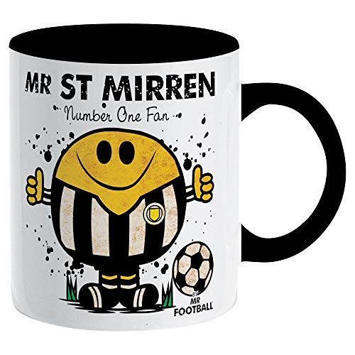 Mr St Mirren Mug - Gift Merchandise for Football Fan