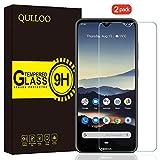 QULLOO Panzerglas für Nokia 7.2