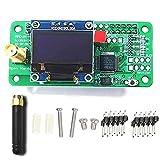 Hima Antena + OLED + MMDVM Hotspot Soporte P25 DMR YSF con pantalla para Raspberry Pi