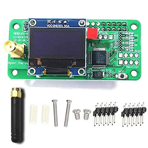 Hima MMDVM Hotspot Spot Radio Station+ Antenna + OLED with Screen...