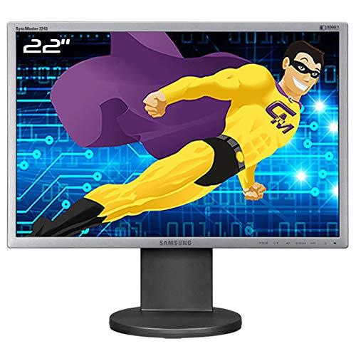 """Samsung Display-Schutzfolie 22"""" Syncmaster 2243BW LS22MYKESCA / in VGA DVI 1680x1050 Wide 16:10"""