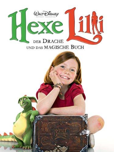 Hexe Lilli – Der Drache und das magische Buch cover