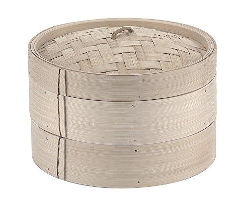 Olla De Vapor De Bambu