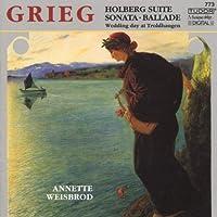 Grieg: Holberg Suite/Sonata