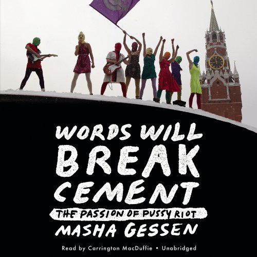 Words Will Break Cement audiobook cover art