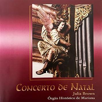 Concerto de Natal (No Órgão Histórico De Mariana)