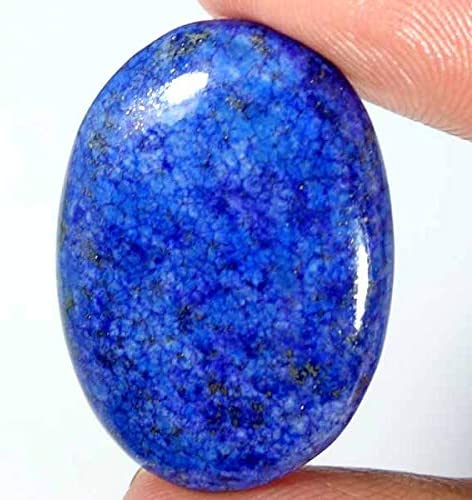 100% Natural Ranking TOP8 Attractive Lapis Cheap super special price Lazuli Ge Loose Oval UNTREATED CAB