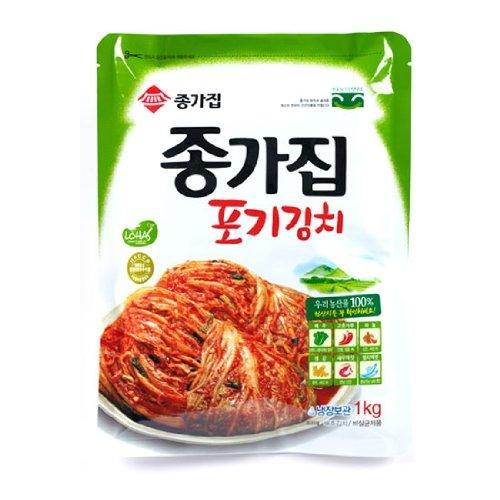 【★クルー便】宗家 白菜キムチ 1kg■韓国食品■韓国キムチ/おかず■宗家 5月19日入荷!