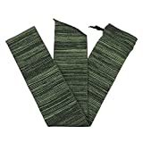 ABOOFAN Cubiertas de Alcance de Rifle de Silicona Protector Impermeable de Neopreno Cubierta de Lente Óptica Funda de Almacenamiento para Caza