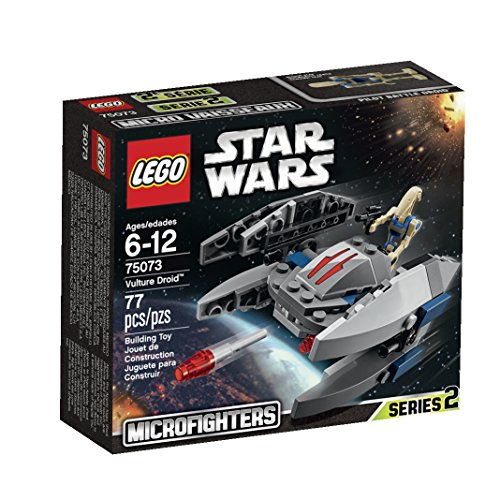 LEGO Star Wars Vulture Droid Toy by LEGO