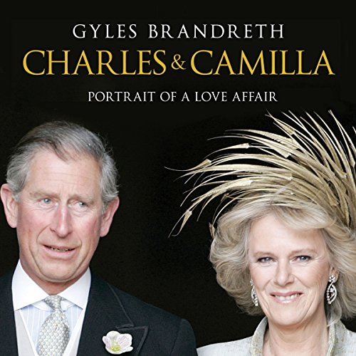 Charles and Camilla audiobook cover art