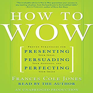 How to Wow cover art