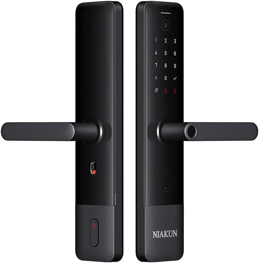 National products NIAKUN Electronic Lock Fingerprint Password El Smart In a popularity Door