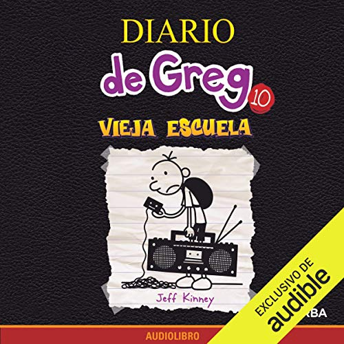 Diario de Greg 10 Audiobook By Jeff Kinney cover art