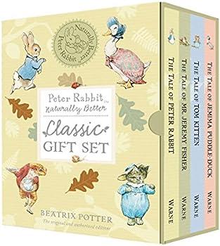 Peter Rabbit Naturally Better Classic Gift Set (Hardcover)