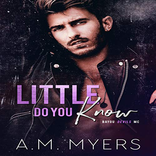 Little Do You Know audiobook cover art
