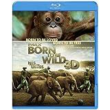 IMAX: Born To Be Wild 3D&2Dブルーレイ [Blu-ray]