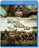 IMAX: Born To Be Wild 3D&2Dブルーレイ[Blu-ray/ブルーレイ]