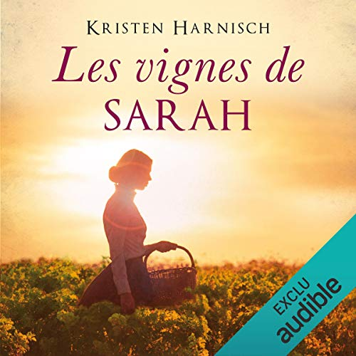 Couverture de Les vignes de Sarah