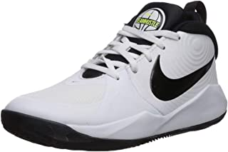 NIKE Team Hustle D 9 (GS), Basketball Shoe Unisex niños