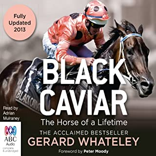 Black Caviar cover art