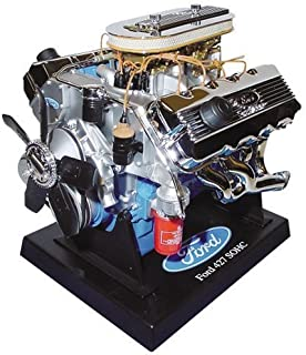 model a ford engine stand