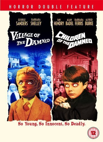 Village of The Damned / Children of The Damned [UK Import]