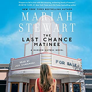 The Last Chance Matinee audiobook cover art