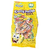 Nickelodeon SpongeBob Squarepants Krabby Patty Gummy Candies Flavors include: Original Flavor, Green Apple, Watermelon, and Blue Raspberry. Individually wrapped gummy candies, but feel free to mix-n-match to your heart's content Each Krabby Patty gum...