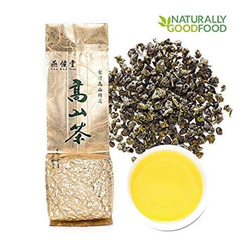 Yan Hou Tang - Taiwan Jin Xuan Oolong Té Leche Sabor Verde Té suelto Hojas sueltas Formosa High Mountain Wulong Grown Cafeína Medio para bajar de peso EE. UU. FDA SGS Verificado