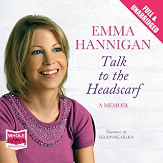 Talk to the Headscarf cover art